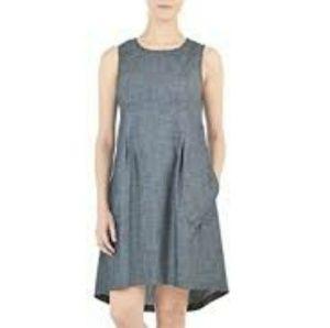 eShakti Cambray Shift Dress Size L/12